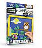 """Вышивка на пластиковой канве """"Plastic canvas"""" , (10шт)(07171)"""