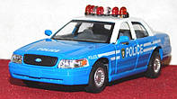 1:42 Ford Crown Victoria Police Interceptor