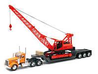 """Машина метал. New Ray грузовик """"KENWORTH"""", масштаб 1:32, в кор. 36*15*10см (8шт)(11293C)"""