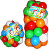 Шарики мягкие 60мм, в кул. 14шт, (30шт), ТМ M-toys(392013)
