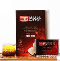 Чай из гречихи татарской Сан Цзян San Jiang гранулированный 24 пакетика