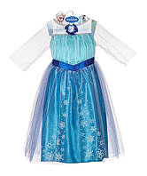 Платье Принцессы Эльзы Холодное сердце 4-6 лет