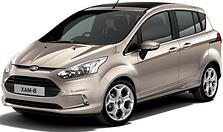 Чехлы на Ford B-Max (с 2012--)
