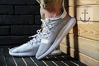 Мужские кроссовки Adidas Tubular Dual Core 🔥 (Адидас Тубулар Дуал Кор) белые