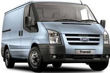 Чехлы на Ford Transit (2000-2012)