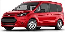 Чехлы на Ford Connect (с 2013--)