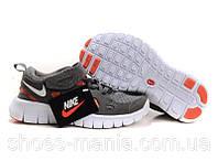 Детские кроссовки Nike Free Run grey