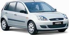 Чехлы на Ford Fiesta (2002-2008 гг.)
