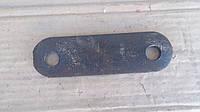 Серьга рессоры задней Газель,Соболь усиленная (8 мм) Люкс