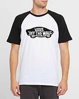 Мужская футболка Vans off the wall
