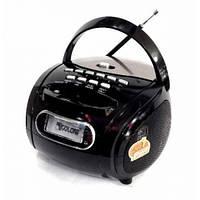 Бумбокс колонка MP3 USB радіо Golon RX 186 Black