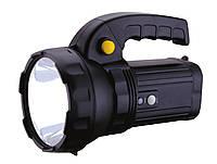 Перезаряжаемый ручной LED фонарик MARADONA-1, фото 1