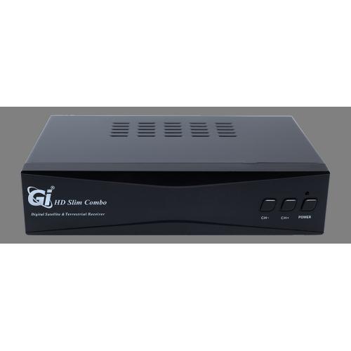 Супутниковий ресівер Galaxy Innovations GI HD Slim Combo DVB-S2/T2