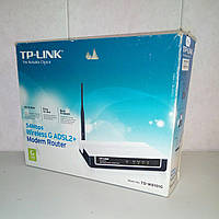 ADSL2+ Modem Router TP-Link TD-W8101G Wireless