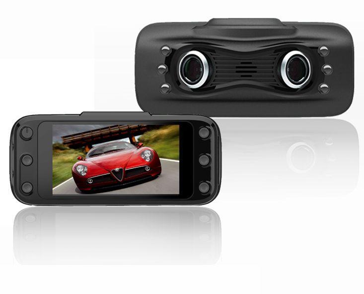 УЦІНКА Автомобільний відеореєстратор F11 (1080p) SKU0000742