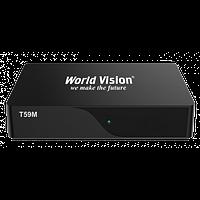 Эфирный ресивер World Vision T59M T2