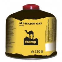 Газовий різьбовий балон 230 г Tramp TRG-003