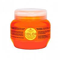 Маска Color для окрашенных и поврежденных волос Kallos, 275 мл