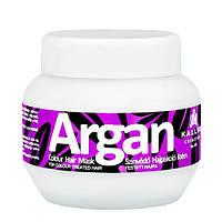 Маска Argan для окрашенных волос Kallos, 275 мл