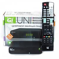 GI UNI DVB-T2 S805 1GB/8GB Android 4.4.2 ресивер