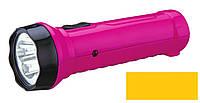 Перезаряжаемый ручной LED фонарик PELE-1-ORANGE, фото 1