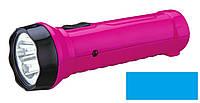 Перезаряжаемый ручной LED фонарик PELE-1-BLUE