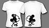 Футболки на заказ опт от 5 шт, парные футболки Днепропетровск