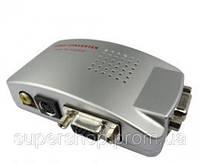 Універсальний конвертер VGA TV RCA converter