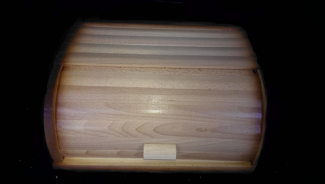 Хлебница деревянная качество 38*28*18