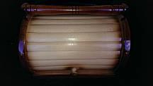 Хлебница деревянная 37*25*33 Бочка(Бочечка)Матовая