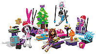 Конструктор Мега Блокс Монстер Хай Адвент Календарь Mega Bloks Monster High Advent Calendar Оригинал из США, фото 1