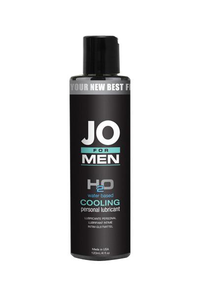 Охлаждающий лубрикант на водной основе для мужчин JO for Men H2O Cooling