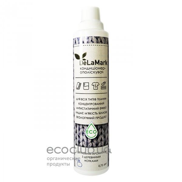 Кондиционер-ополаскиватель с цветочным ароматом с древесными нотками Royal Powder DeLaMark 750г