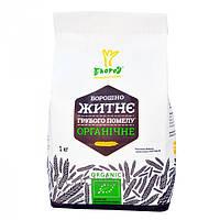 Мука ржаная органическая Экород 1кг
