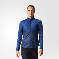 Женская спортивная куртка для соревнований Adidas Adizero S99711 - 2017