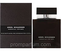 Мужская туалетная вода Angel Schlesser Essential for Men (мягкий сладковатый аромат), 100мл  NNR ORGAP
