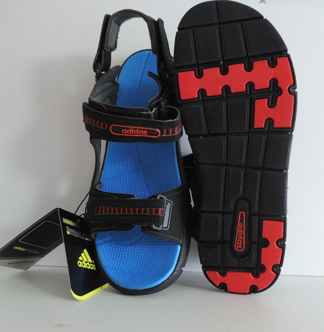 Босоножки (сандалии) мужские Adidas originals Ultra Sandplay. ЭКО кожа. Реплика