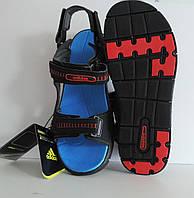Босоножки (сандалии) мужские Adidas originals Ultra Sandplay. ЭКО кожа. Реплика, фото 1