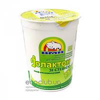 Напиток кисломолочный Иолактон со стевией ТМ АМА 450г
