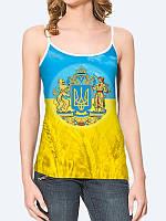 Майка Большой Герб Украины