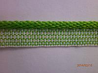 Кант подушечный зеленый для наперников