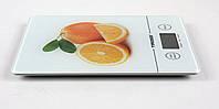 Ваги кухонні електронні Tiross TS-1301 Orange