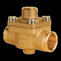 Обратный клапан под пайку без медных отводов Castel 3122/М22