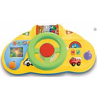 Игровая панель - Автошкола свет, озвуч. рус. яз. Kiddieland Driving Fun Roadster