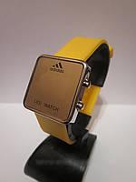Часы наручные Adidas Led Watch, наручные часы Адидас