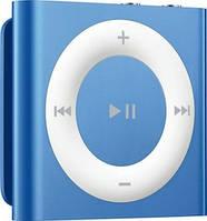 Компактный портативный проигрыватель Apple iPod shuffle 4Gen 2GB Blue (MD775)
