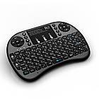 Клавиатура Rii mini i8+ с тачпадом и подсветкой, фото 2