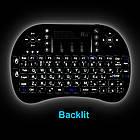 Клавиатура Rii mini i8+ с тачпадом и подсветкой, фото 6