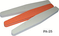Пилочка-шлифовка, пилка YRE PA-25, пилочка для полировки искусственных ногтей