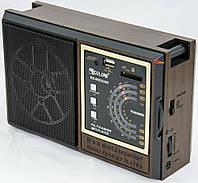 Портативный цифровой мультимедийный радиоприемник Golon RX-9922UAR с USB